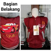 EXCLUSIVE Jaket Anak Mc Queen, Jaket Anak Superhero, Jaket Anak Murah