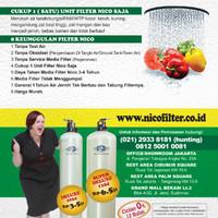 Toko Filter Air Nico / Jual Filter Kran Air / Importir Filter Air Nico