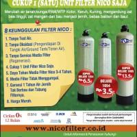Jual Filter Air / Toko Filter Air / Importir Filter Air / Nico Filter