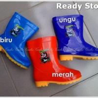 harga Sepatu Boots Jelly Anak Sepatu Hujan Anti Air & Becek ( Warna Random Tokopedia.com