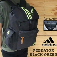 Tas Sekolah Ransel Adidas Predator Original Cowok /Pria /Cewek /Wanita