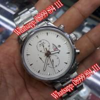 Jam Tangan Mido Date days Silver Premium AAA+