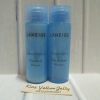 Laneige Moisture Skin Refiner 25ml + Emulsion 25ml