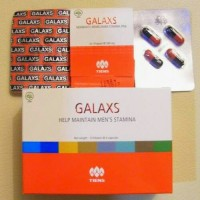 GALAXS | Meningkatkan Stamina (PLATINUM QUALITY PRODUCT)