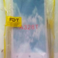 Softcase jellycase ultrathin softshell TPU casing lenovo a328