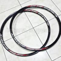 New Rims Velg Sepeda MTB Ukuran 26 Inch FOLKER ALL MOUNTAIN AM35 DISC