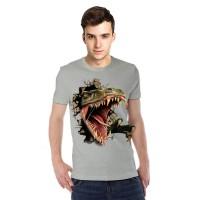 harga Kaos 3d Dinosaurus Goo Abu Misty Bitu Hijau Muda Hijau Tua Hitam Tokopedia.com