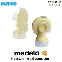 Medela Maxi Swing, Freestyle Connector SparePart Pompa ASI