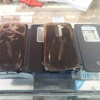 Flip Cover Case LG G2 Quickwindow