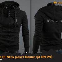 Deathnote Hi-Neck Hoodie (JA DN 24)