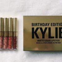 Jual Kylie Matte Liquid Lipstick / Lipstick Cair / Kylie Birthday Edition Murah