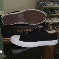 Promo Murah Sepatu Converse All Star Chuck Taylor Warna Hitam Putih Un