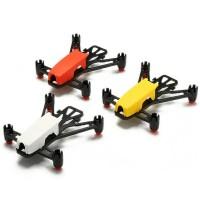 Kingkong Q100 DIY Micro FPV Quadcopter Mini Frame Kit Coreless Motor