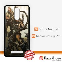 Alien Vs Predator Z0997 Xiaomi Redmi Note 3 / Note 3 Pro Custom Case C