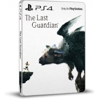 PS4 THE LAST GUARDIAN LIMITED EDITION STEELBOOK (Region 3/Asia/Eng)