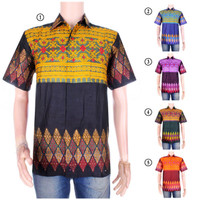 Hem Batik Songket Dolken