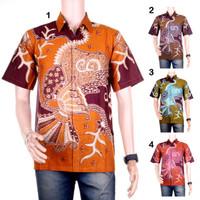 Kemeja Batik Pria Adrian