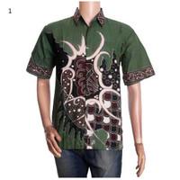 Hem Batik Ramos Bisa Seragam - Warna 1