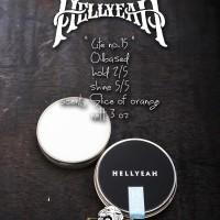 Pomade Hellyeah - LITE (low hold high shine)