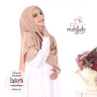Jual Hijab Simple Praktis Jilbab Sifon Modis Ori Shawl Instan Inara Nuhijab Murah