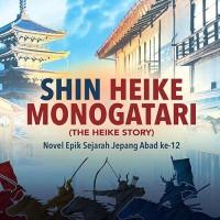 Shin Heike Monogatari (The Heike Story) Novel Epik Sejarah Jepang A