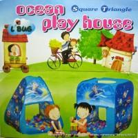 ocean play house, edukatif utk anak2, permainan dlm rumah