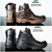 sepatu boot curdura , sepatu boot safety , sepatu boot trendy keren