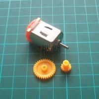harga Kr12043 3volt Dc Motor Mini4wd With Gear Set Tokopedia.com