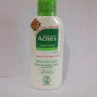 Acnes Powder lotion / acne treatment series / anti jerawat