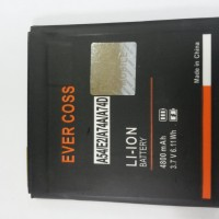 Baterai evercoss A54/E2/A74A/A74D double power/batre/battery
