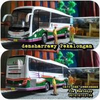 densharrawy miniatur bus lorena evonext