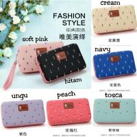 Jual dompet wanita import lady wallet fashion lucu korea, dompet hp murah Murah