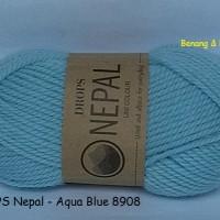 harga Drops Nepal Biru Muda - Benang Rajut Impor Import Wol Wool Alpaca Tokopedia.com