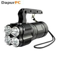 Senter LED CREE XM-L U2 2000 Lumens Waterproof - Sanguan SG-PF90