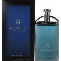 Parfum Original 100% Aigner Blue Emotion Ori Reject NonBox