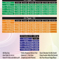 Buat Kalender Finishing Klep Seng Full Color Surabaya