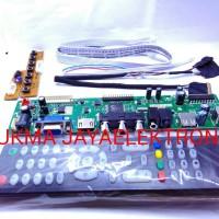 harga PAKET PANEL LED EKS LAPTOP - UNIVERSAL LCD/LED BOARD Tokopedia.com