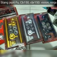 harga Stang Jepit Fu, Cb150. Rxking, Vixion ,r15. Ninja Tokopedia.com