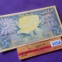 harga UANG KUNO UANG LAMA indonesia 5 rupiah seri bunga 1959 Tokopedia.com