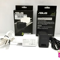 Charger Asus Zenfone Fonepad Output 2A + Kabel Data Smartphone Android