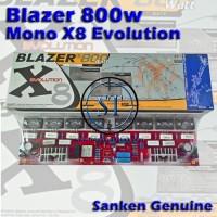 harga Kit Pa. Blazer X8 Bell High Power Amplifier 800w Mono X8 Evolution Tokopedia.com