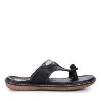Sandal Anak Carvil Boys Minion Sandal 33C - Hitam