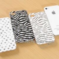 hard case iPhone 4/4s Geometric Pattern casing cover