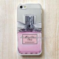 soft case iPhone 5 iPhone 5S ( MISS DIOR) Glitter 3D