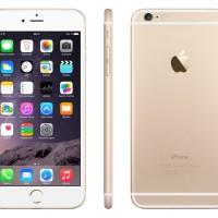 Apple Iphone 6 Plus Gold 64 GB - Garansi 1 Tahun