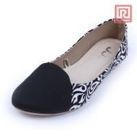 Sepatu Wanita Flat Batik (07910655)