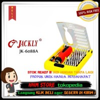 Jackly 38 In 1 Precision Screwdriver Professional Tool Set - JK-6088A