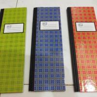 Buku Ekspedisi Ria 100 / Buku Tulis Hard Cover Expedisi
