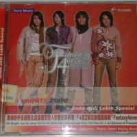 CD F4 - Fantasy 4Ever