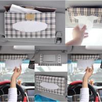 Tempat Tisu - Tissue Sunvisor Mobil - Tissue Organizer / 88-331